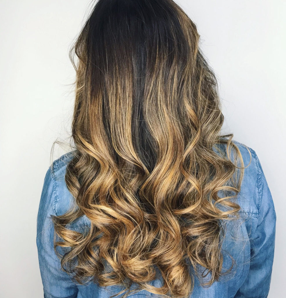 Balayage What Is It Roy Salons