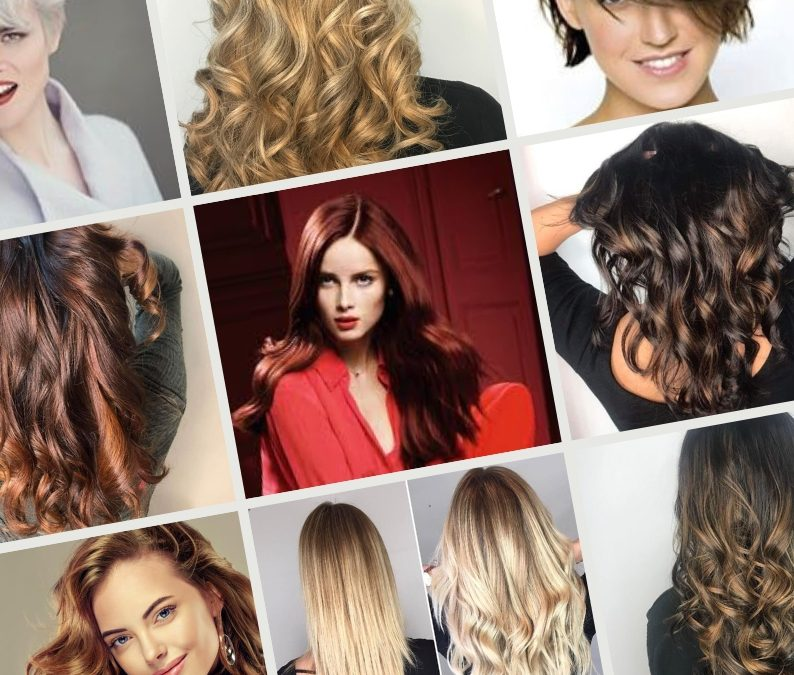 Bored with your hair color or style? - R.O.Y Salons